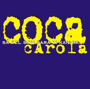 Coca - Cd omslag