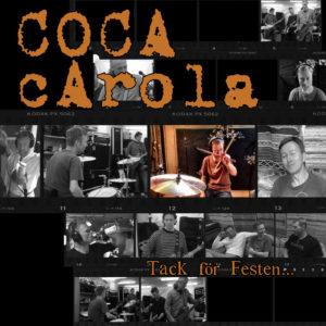 ORCDS-50 - Coca Carola_Tack för festen_Front - Original