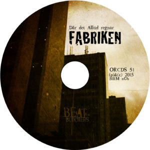 ORCDS 51 - Fabriken_EP-Label_Brown